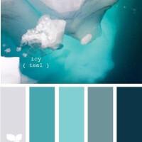 蓝色系背景图片