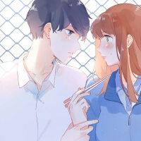 宫崎骏动漫美少女头像插画,轻松脱俗的动漫女生头像森系5